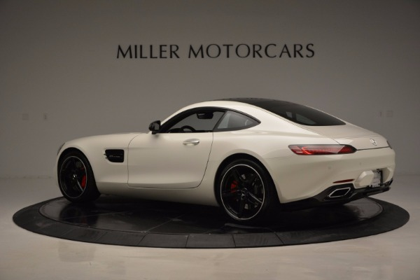 Used 2016 Mercedes Benz AMG GT S for sale Sold at Alfa Romeo of Westport in Westport CT 06880 4