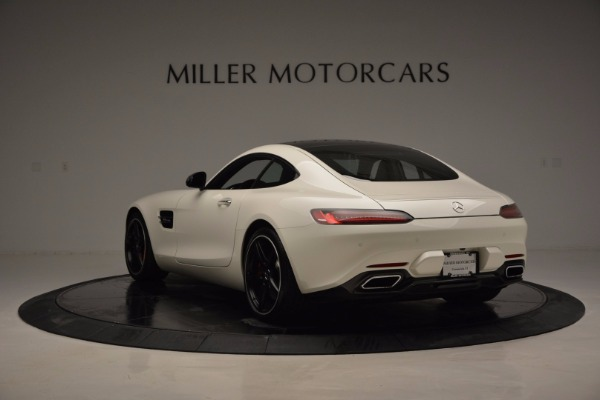 Used 2016 Mercedes Benz AMG GT S for sale Sold at Alfa Romeo of Westport in Westport CT 06880 5