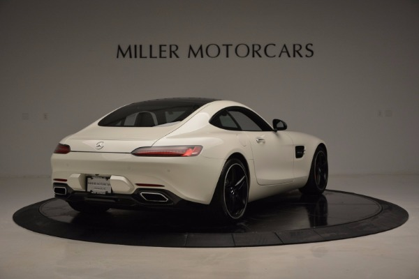 Used 2016 Mercedes Benz AMG GT S for sale Sold at Alfa Romeo of Westport in Westport CT 06880 7