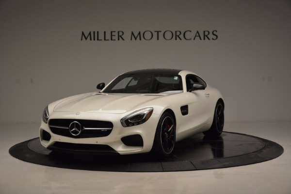 Used 2016 Mercedes Benz AMG GT S for sale Sold at Alfa Romeo of Westport in Westport CT 06880 1