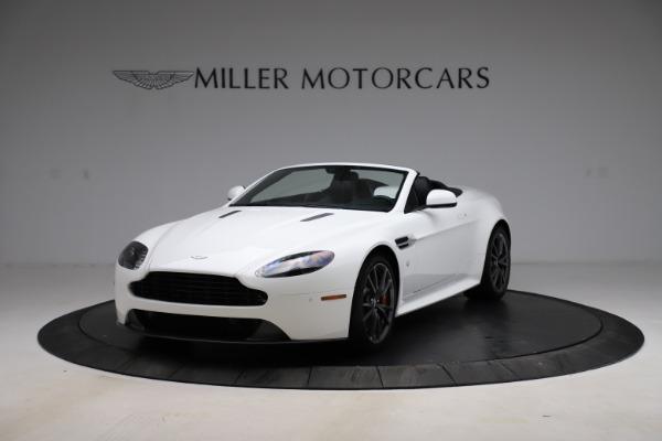 New 2015 Aston Martin Vantage GT GT Roadster for sale Sold at Alfa Romeo of Westport in Westport CT 06880 13