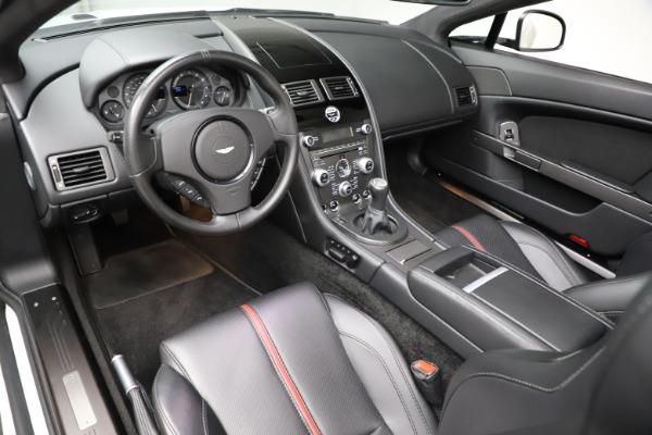 New 2015 Aston Martin Vantage GT GT Roadster for sale Sold at Alfa Romeo of Westport in Westport CT 06880 14
