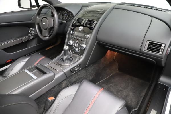 New 2015 Aston Martin Vantage GT GT Roadster for sale Sold at Alfa Romeo of Westport in Westport CT 06880 22
