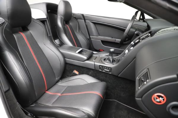 New 2015 Aston Martin Vantage GT GT Roadster for sale Sold at Alfa Romeo of Westport in Westport CT 06880 24