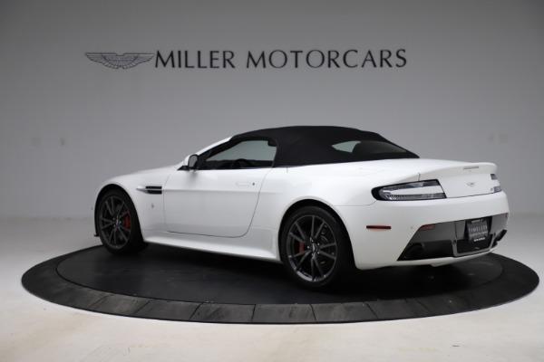 New 2015 Aston Martin Vantage GT GT Roadster for sale Sold at Alfa Romeo of Westport in Westport CT 06880 27