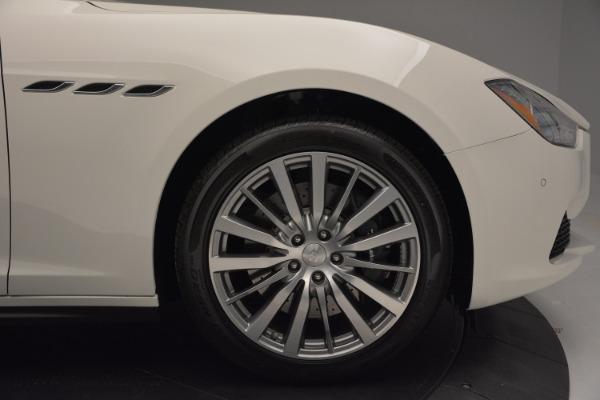 New 2017 Maserati Ghibli S Q4 for sale Sold at Alfa Romeo of Westport in Westport CT 06880 21