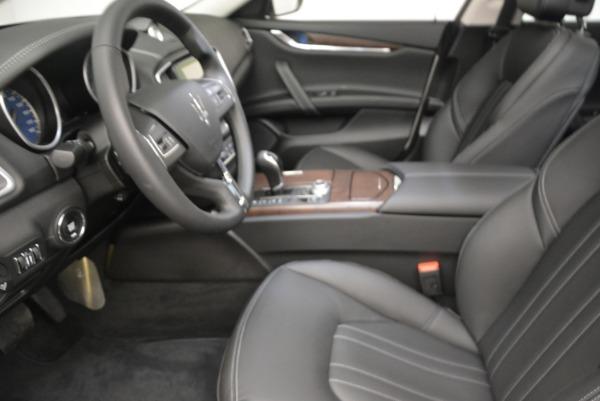 New 2017 Maserati Ghibli S Q4 for sale Sold at Alfa Romeo of Westport in Westport CT 06880 14