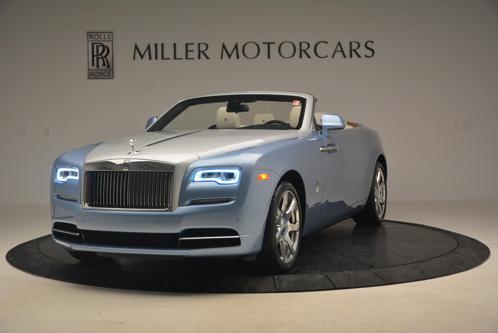 New 2017 Rolls-Royce Dawn for sale Sold at Alfa Romeo of Westport in Westport CT 06880 1