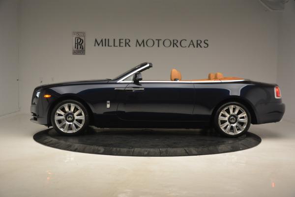 New 2017 Rolls-Royce Dawn for sale Sold at Alfa Romeo of Westport in Westport CT 06880 3