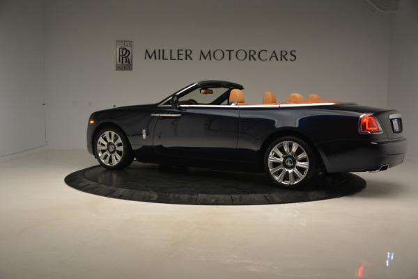 New 2017 Rolls-Royce Dawn for sale Sold at Alfa Romeo of Westport in Westport CT 06880 4