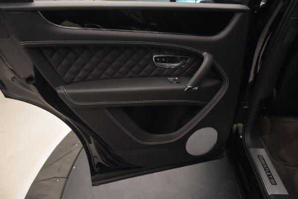 New 2017 Bentley Bentayga for sale Sold at Alfa Romeo of Westport in Westport CT 06880 28