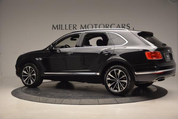 New 2017 Bentley Bentayga for sale Sold at Alfa Romeo of Westport in Westport CT 06880 4