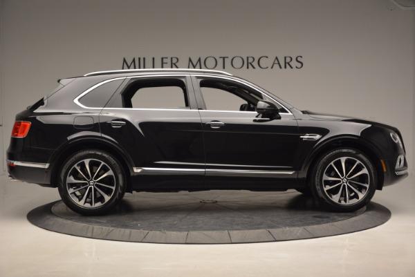 New 2017 Bentley Bentayga for sale Sold at Alfa Romeo of Westport in Westport CT 06880 9