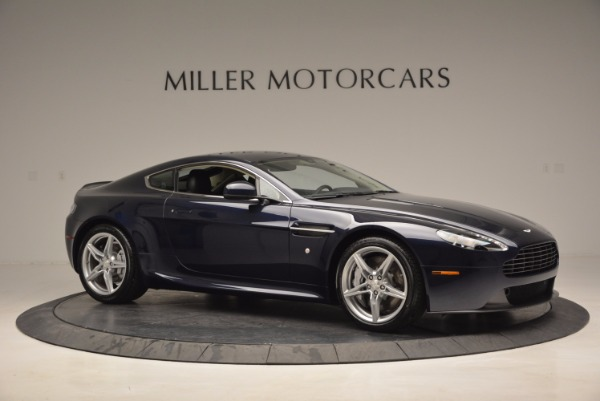 Used 2016 Aston Martin V8 Vantage for sale Sold at Alfa Romeo of Westport in Westport CT 06880 10