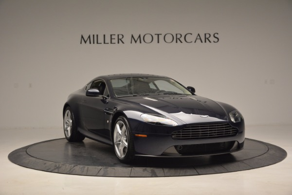 Used 2016 Aston Martin V8 Vantage for sale Sold at Alfa Romeo of Westport in Westport CT 06880 11