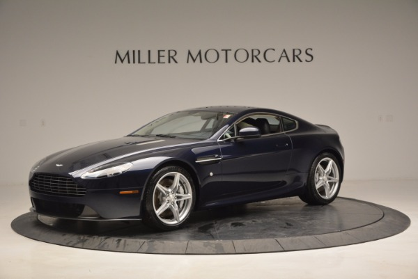 Used 2016 Aston Martin V8 Vantage for sale Sold at Alfa Romeo of Westport in Westport CT 06880 2