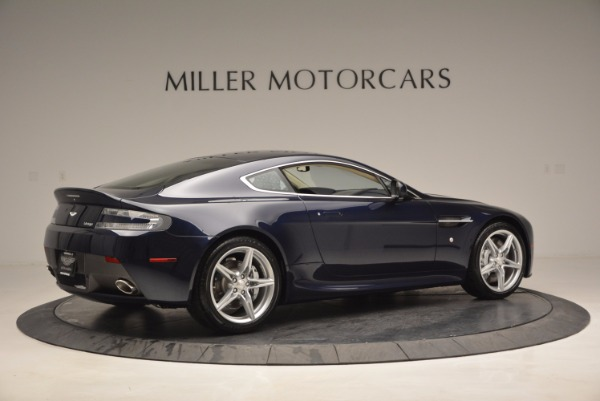 Used 2016 Aston Martin V8 Vantage for sale Sold at Alfa Romeo of Westport in Westport CT 06880 8