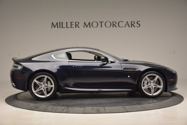 Used 2016 Aston Martin V8 Vantage for sale Sold at Alfa Romeo of Westport in Westport CT 06880 9