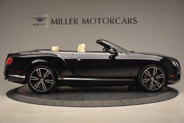 Used 2013 Bentley Continental GT V8 for sale Sold at Alfa Romeo of Westport in Westport CT 06880 10