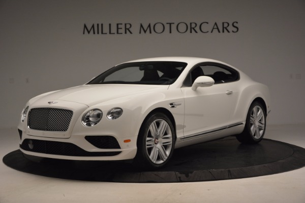 Used 2016 Bentley Continental GT V8 for sale Sold at Alfa Romeo of Westport in Westport CT 06880 2