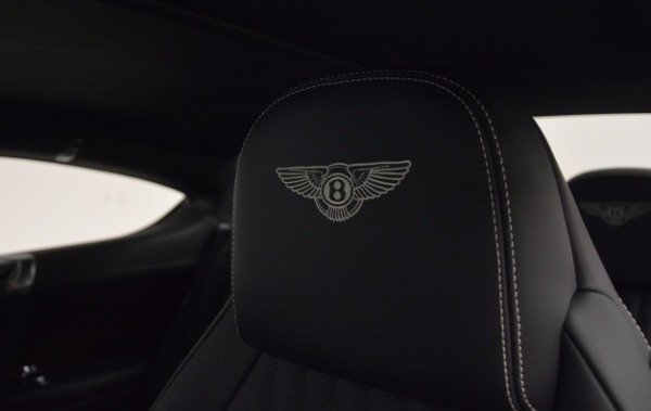Used 2016 Bentley Continental GT V8 for sale Sold at Alfa Romeo of Westport in Westport CT 06880 25