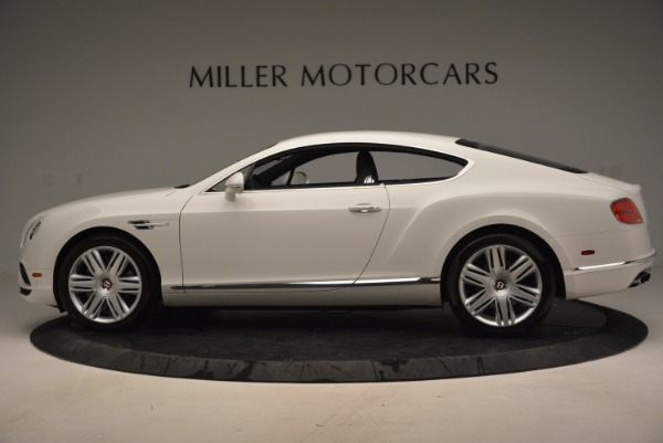 Used 2016 Bentley Continental GT V8 for sale Sold at Alfa Romeo of Westport in Westport CT 06880 3