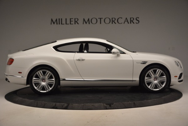 Used 2016 Bentley Continental GT V8 for sale Sold at Alfa Romeo of Westport in Westport CT 06880 8