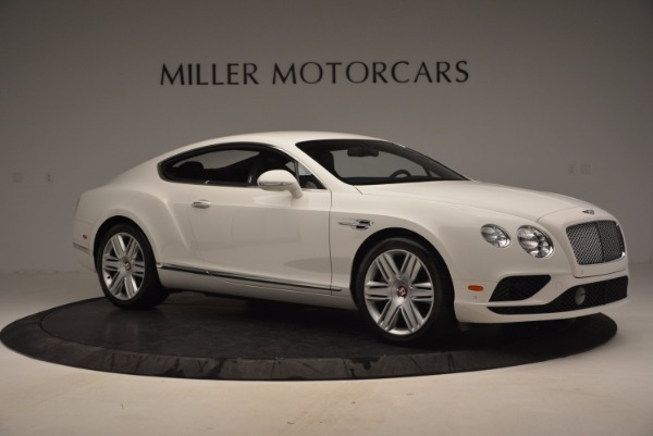 Used 2016 Bentley Continental GT V8 for sale Sold at Alfa Romeo of Westport in Westport CT 06880 9