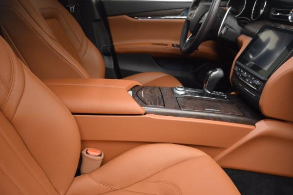 New 2017 Maserati Quattroporte SQ4 for sale Sold at Alfa Romeo of Westport in Westport CT 06880 21