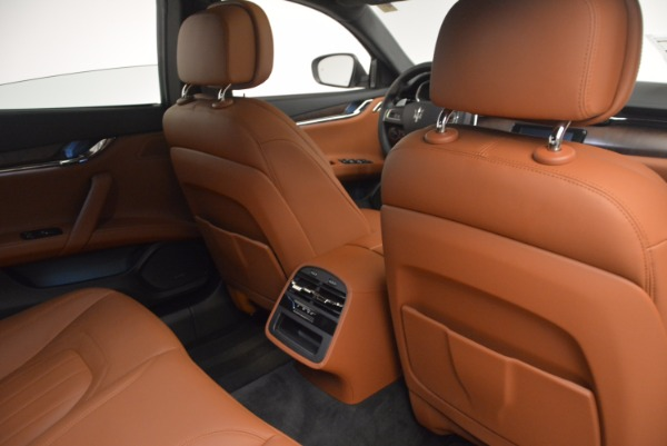 New 2017 Maserati Quattroporte SQ4 for sale Sold at Alfa Romeo of Westport in Westport CT 06880 25