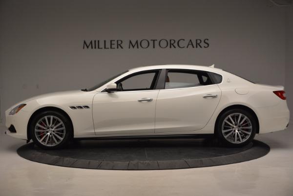 New 2017 Maserati Quattroporte SQ4 for sale Sold at Alfa Romeo of Westport in Westport CT 06880 3