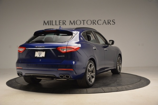 New 2017 Maserati Levante S for sale Sold at Alfa Romeo of Westport in Westport CT 06880 6