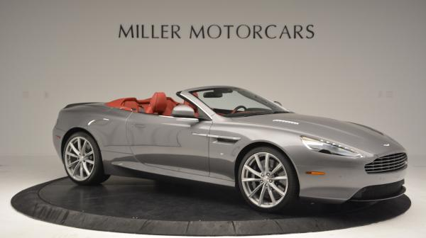 New 2016 Aston Martin DB9 GT Volante for sale Sold at Alfa Romeo of Westport in Westport CT 06880 10