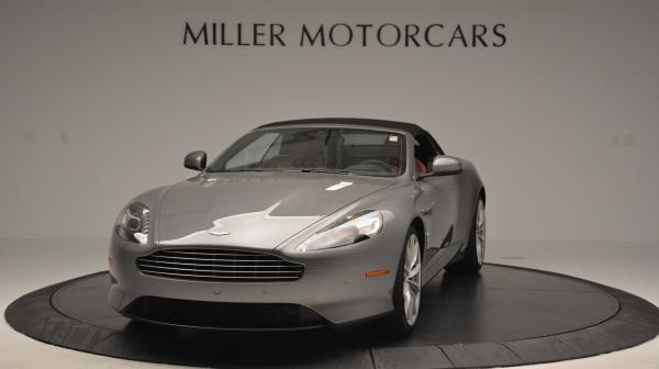 New 2016 Aston Martin DB9 GT Volante for sale Sold at Alfa Romeo of Westport in Westport CT 06880 13