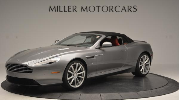 New 2016 Aston Martin DB9 GT Volante for sale Sold at Alfa Romeo of Westport in Westport CT 06880 14