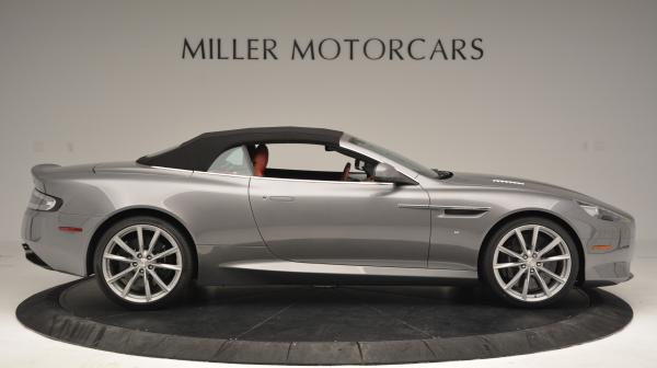 New 2016 Aston Martin DB9 GT Volante for sale Sold at Alfa Romeo of Westport in Westport CT 06880 16