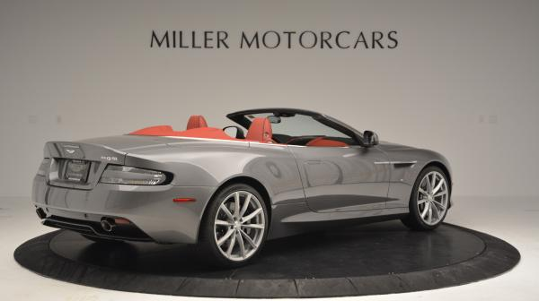 New 2016 Aston Martin DB9 GT Volante for sale Sold at Alfa Romeo of Westport in Westport CT 06880 8