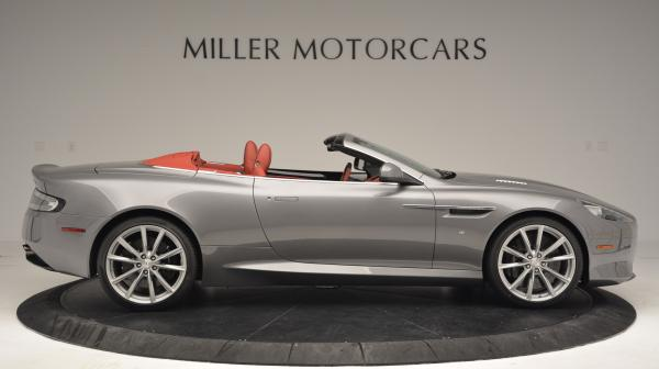 New 2016 Aston Martin DB9 GT Volante for sale Sold at Alfa Romeo of Westport in Westport CT 06880 9