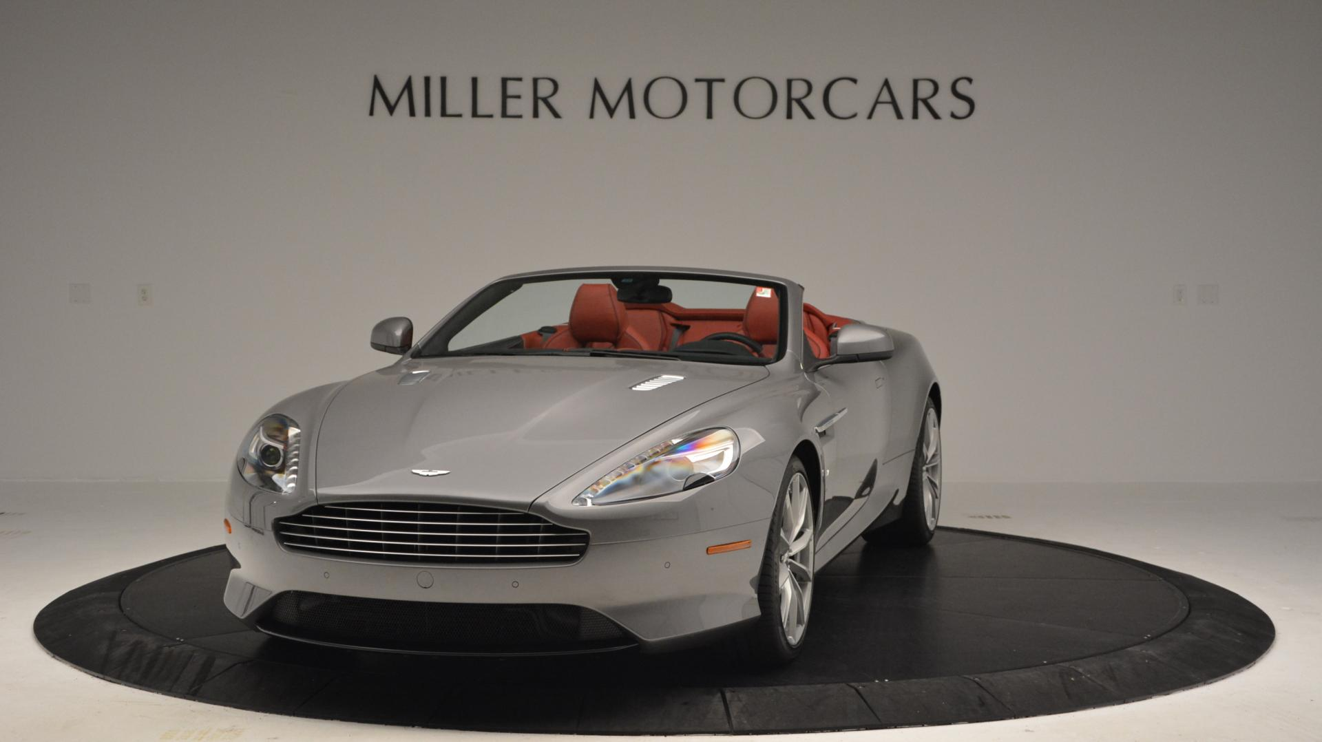 New 2016 Aston Martin DB9 GT Volante for sale Sold at Alfa Romeo of Westport in Westport CT 06880 1