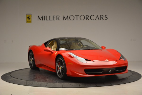 Used 2011 Ferrari 458 Italia for sale Sold at Alfa Romeo of Westport in Westport CT 06880 11