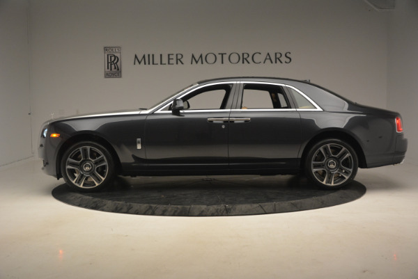 Used 2017 Rolls-Royce Ghost for sale Sold at Alfa Romeo of Westport in Westport CT 06880 3