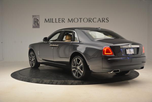 Used 2017 Rolls-Royce Ghost for sale Sold at Alfa Romeo of Westport in Westport CT 06880 5