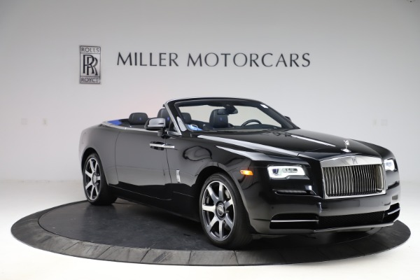 Used 2017 Rolls-Royce Dawn for sale $239,900 at Alfa Romeo of Westport in Westport CT 06880 12
