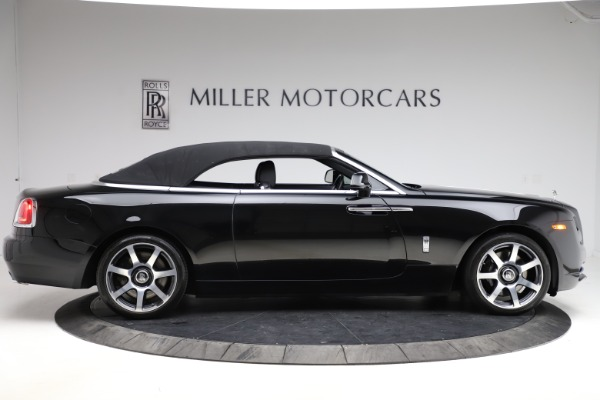 Used 2017 Rolls-Royce Dawn for sale $239,900 at Alfa Romeo of Westport in Westport CT 06880 23