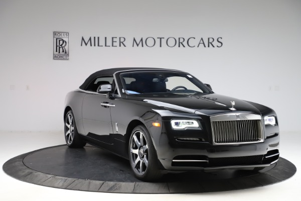 Used 2017 Rolls-Royce Dawn for sale $239,900 at Alfa Romeo of Westport in Westport CT 06880 25