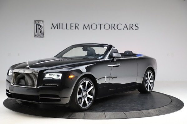 Used 2017 Rolls-Royce Dawn for sale $239,900 at Alfa Romeo of Westport in Westport CT 06880 3