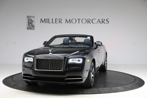 Used 2017 Rolls-Royce Dawn for sale $239,900 at Alfa Romeo of Westport in Westport CT 06880 1