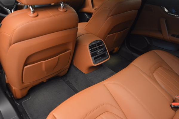 New 2017 Maserati Quattroporte S Q4 for sale Sold at Alfa Romeo of Westport in Westport CT 06880 16
