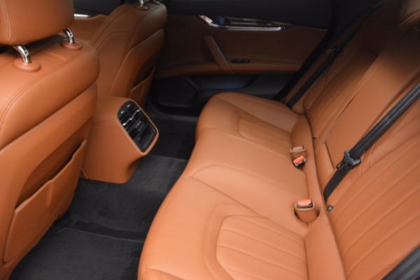 New 2017 Maserati Quattroporte S Q4 for sale Sold at Alfa Romeo of Westport in Westport CT 06880 17