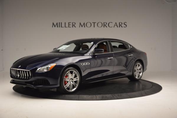 New 2017 Maserati Quattroporte S Q4 for sale Sold at Alfa Romeo of Westport in Westport CT 06880 2